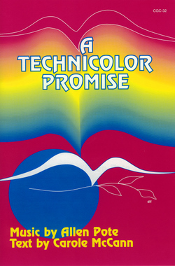A Technicolor Promise Accompaniment CD