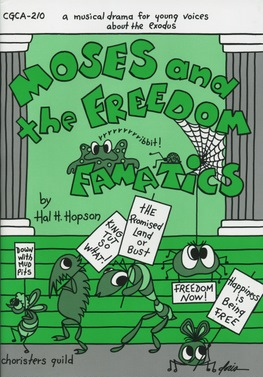 Moses and the Freedom Fanatics Demonstration CD