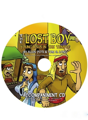 The Lost Boy Accompaniment CD