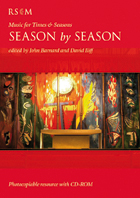 Season by Season: Music for Times and Seasons: Book and CD Rom