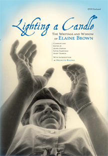 Lighting a Candle: The Wisdom of Elaine Brown (Book and DVD Set)