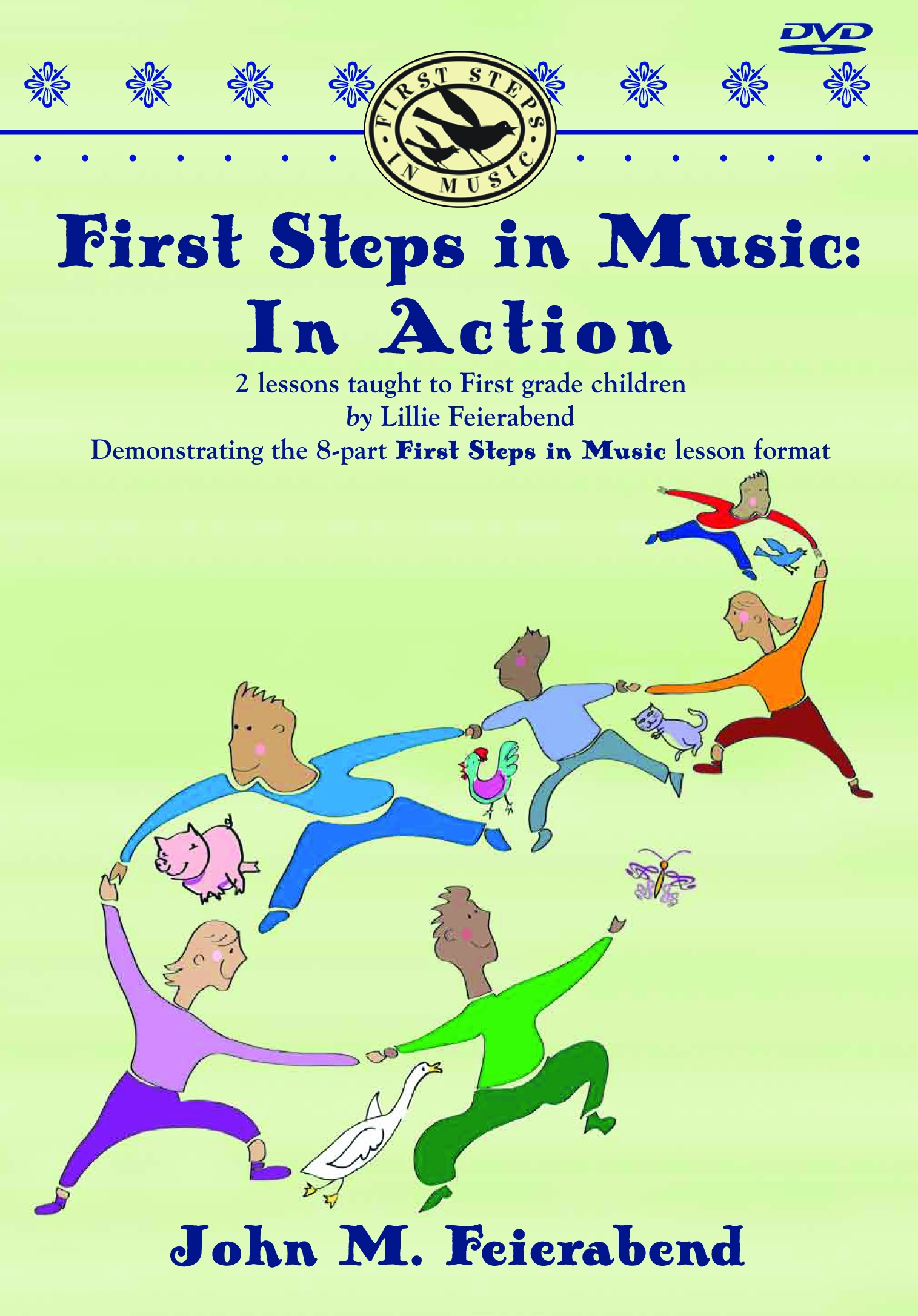 First Steps in Music DVD