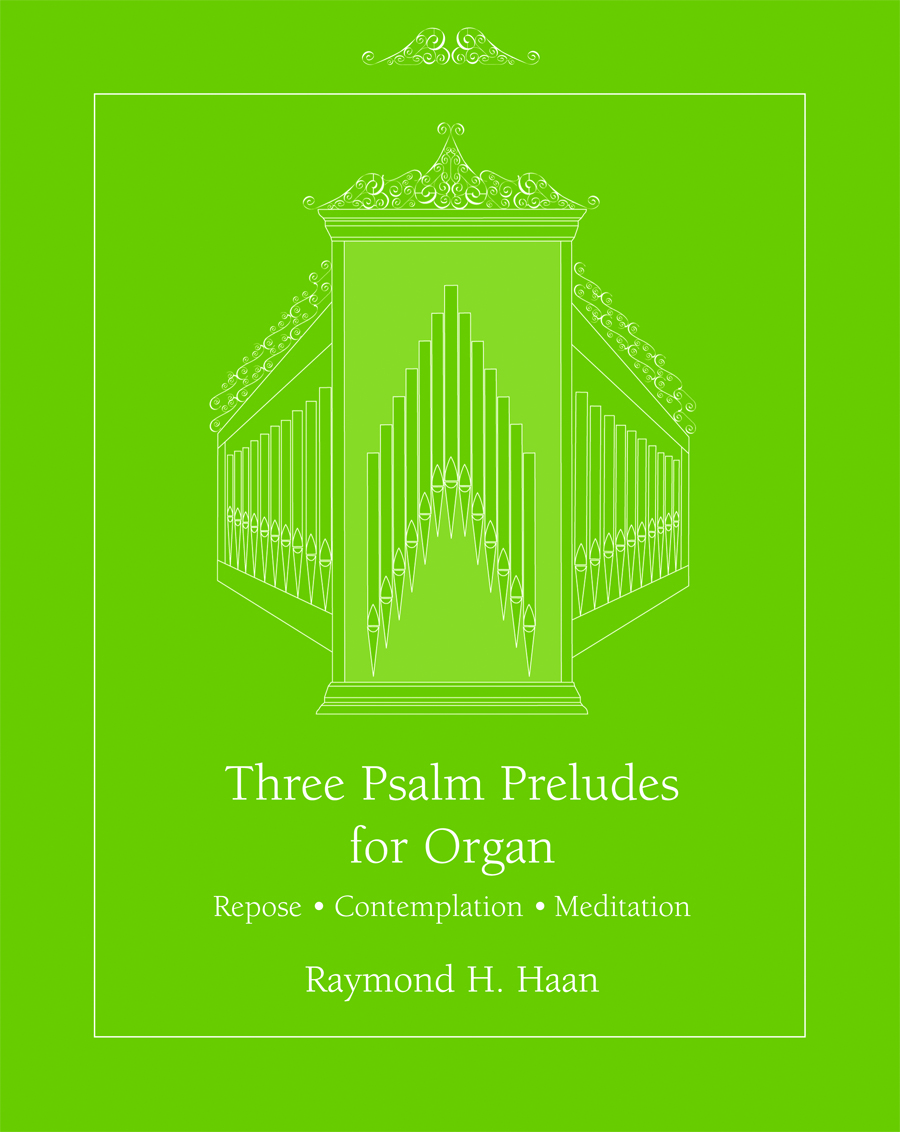 Three Psalm Preludes