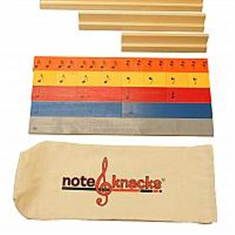 Note Knacks Lesson Plans