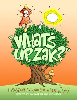 What's Up Zak? Preview Kit