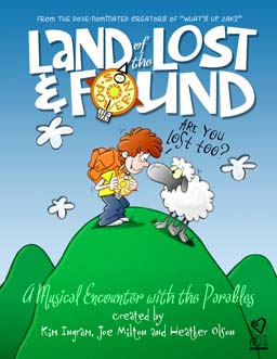 Land of the Lost and Found - Accompaniment/Performance CD