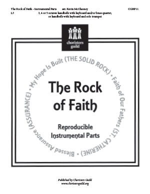 The Rock of Faith (Instrumental Parts)