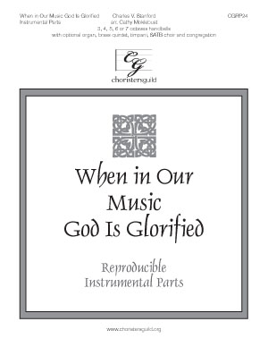When in Our Music God Is Glorified - Instrumental Parts