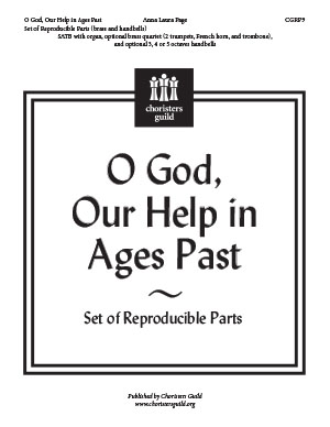 O God, Our Help in Ages Past Reproducible Parts