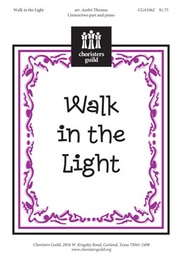 Walk in the Light (2-part Audio Download)