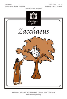 Zacchaeus - Audio Download