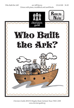 Who Built the Ark? (Audio Download)