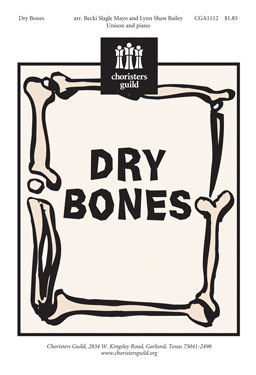 Dry Bones Audio Download