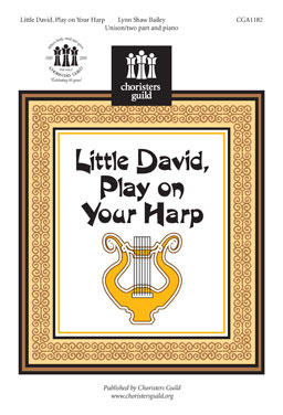 Little David, Play on Your Harp - Audio Download