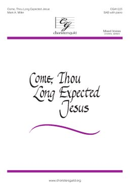 Come, Thou Long Expected Jesus - Audio Download
