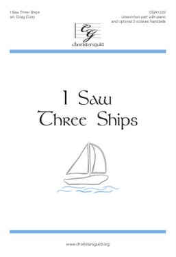 I Saw Three Ships Audio Download