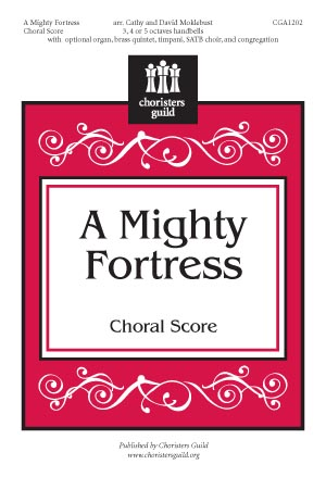 A Mighty Fortress - Choral Score