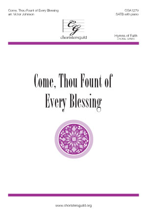 Come, Thou Fount of Every Blessing Audio Download