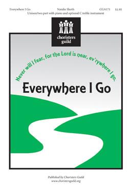 Everywhere I Go - Audio Download