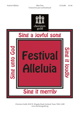 Festival Alleluia (Audio Download)