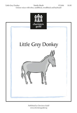 Little Grey Donkey Audio Download