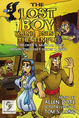 The Lost Boy - Looking for Jesus - Audio Download
