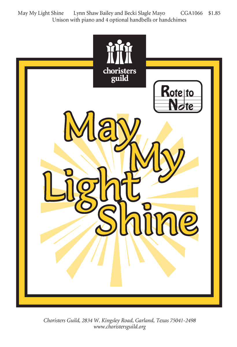 May My Light Shine