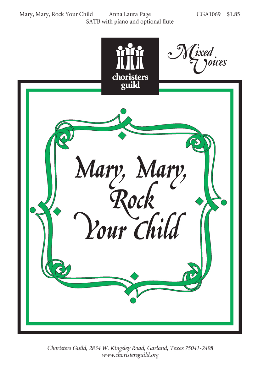 Mary, Mary, Rock Your Child