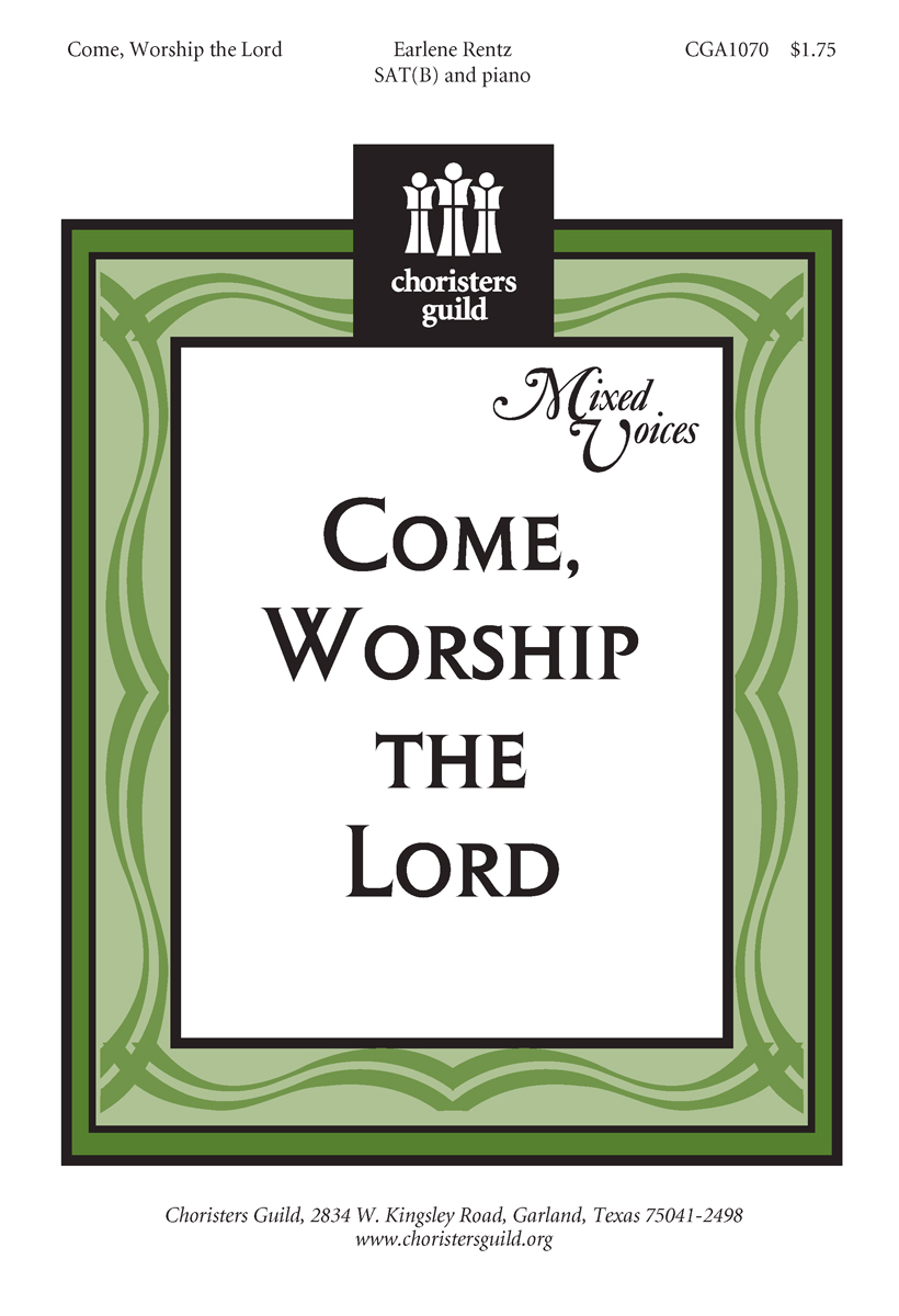 Come, Worship the Lord