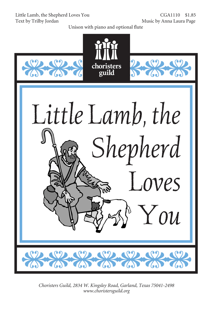 Little Lamb, the Shepherd Loves You