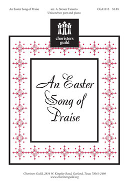 An Easter Song of Praise