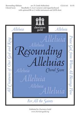 Resounding Alleluias Choral Score