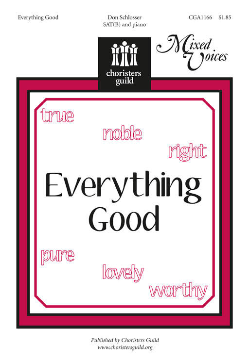 Everything Good