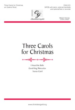 Three Carols for Christmas