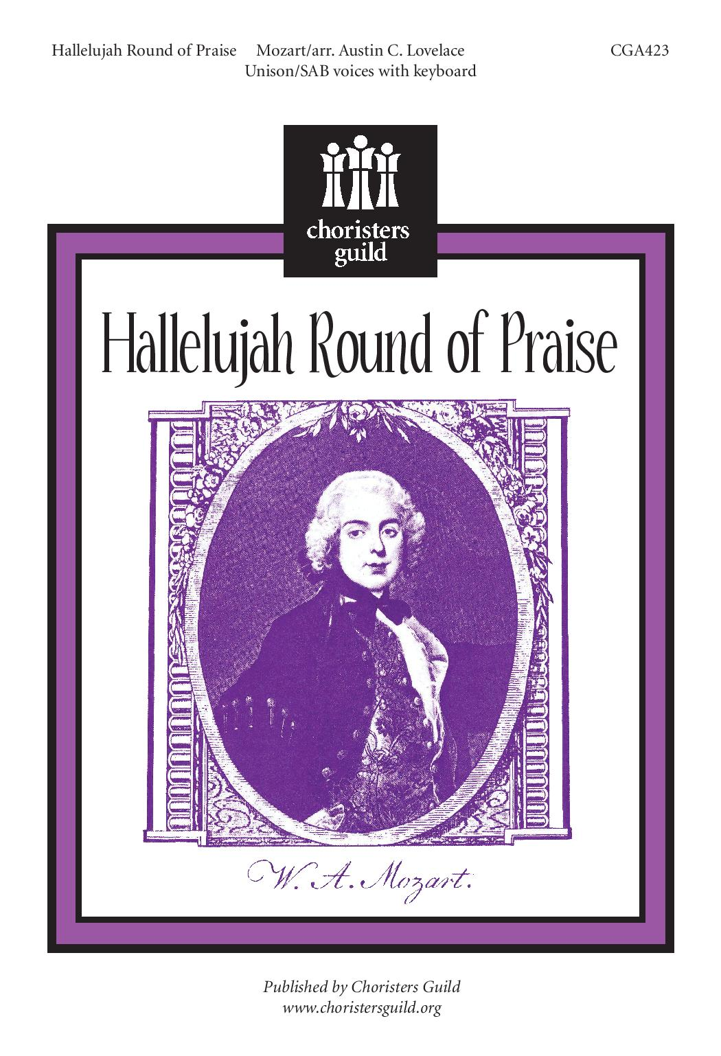 Hallelujah Round of Praise
