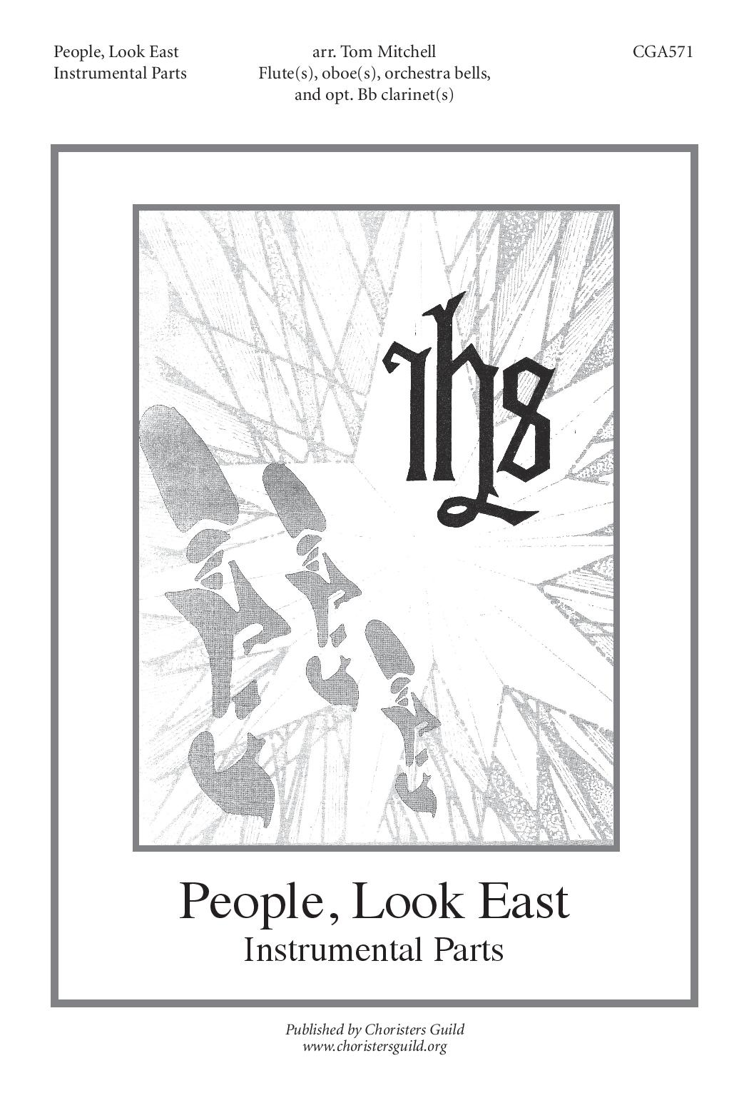 People, Look East Instrumental Parts