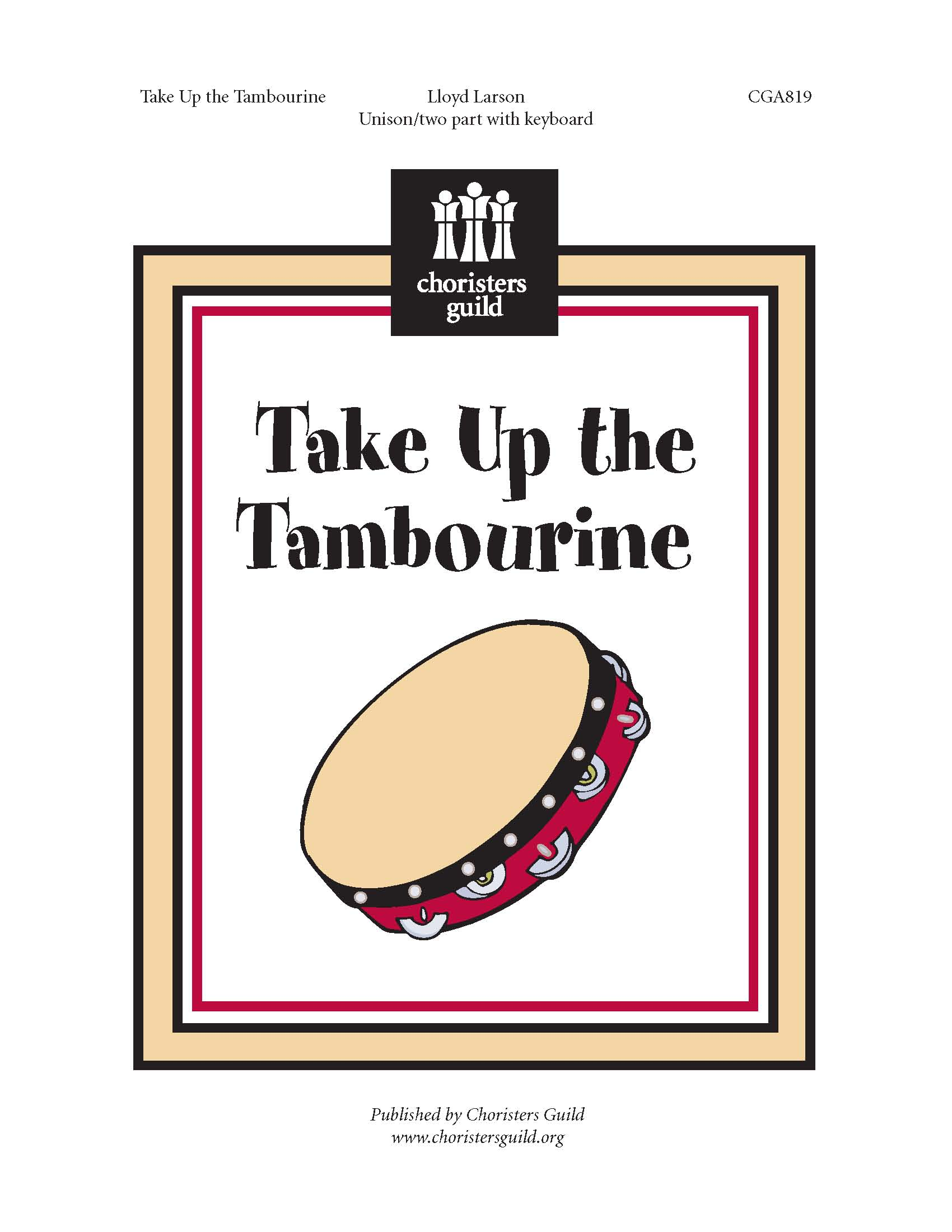 Take Up the Tambourine