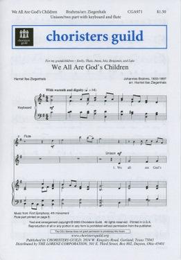We All Are God's Children