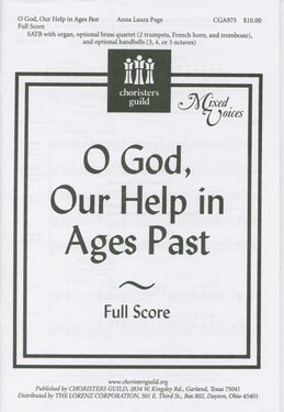O God, Our Help in Ages Past Full Score
