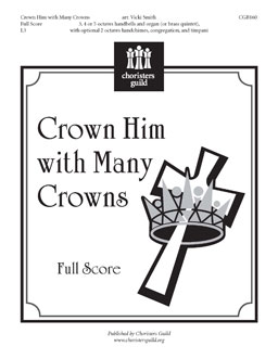 Crown Him with Many Crowns (Full Score)