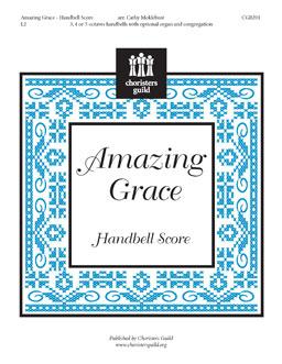 Amazing Grace (Handbell Score)