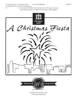 A Christmas Fiesta (Percussion Parts)