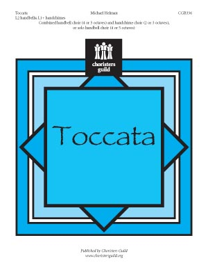 Toccata (4 or 5 octaves)