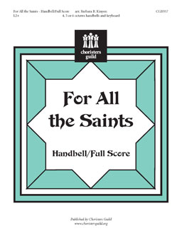 For All the Saints (4, 5 or 6 octaves)