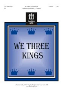 We Three Kings 2-3 octaves