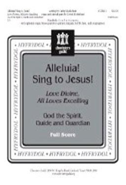 Alleluia! Sing to Jesus! (Full Score)