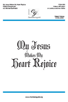 My Jesus Makes My Heart Rejoice
