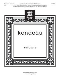 Rondeau Full Score
