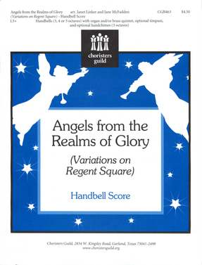 Angels from the Realms of Glory (Variations on Regent Square) (Fu