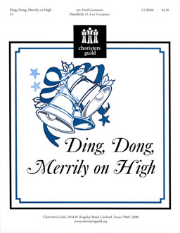 Ding, Dong, Merrily on High (Handbells)